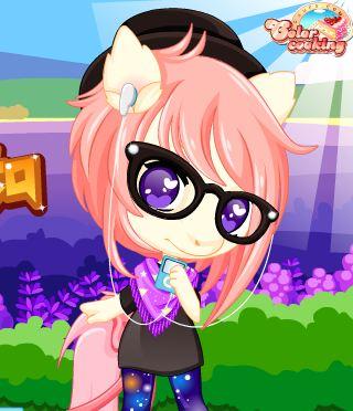 Pony Fashionista Game