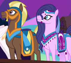 My Little Pony Saddle Arabia Delegates Character Picture
