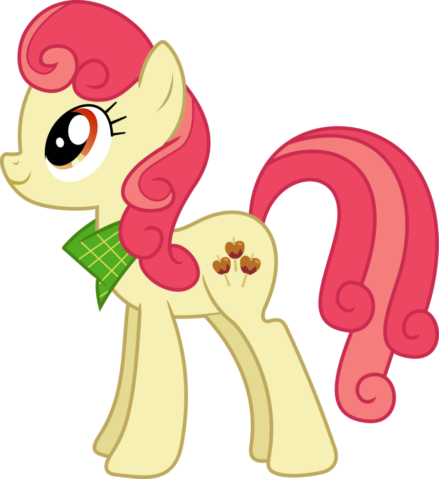 My Little Pony Apple Bumpkin Character Picture