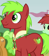 My Little Pony Apple Cinnamon Character Picture