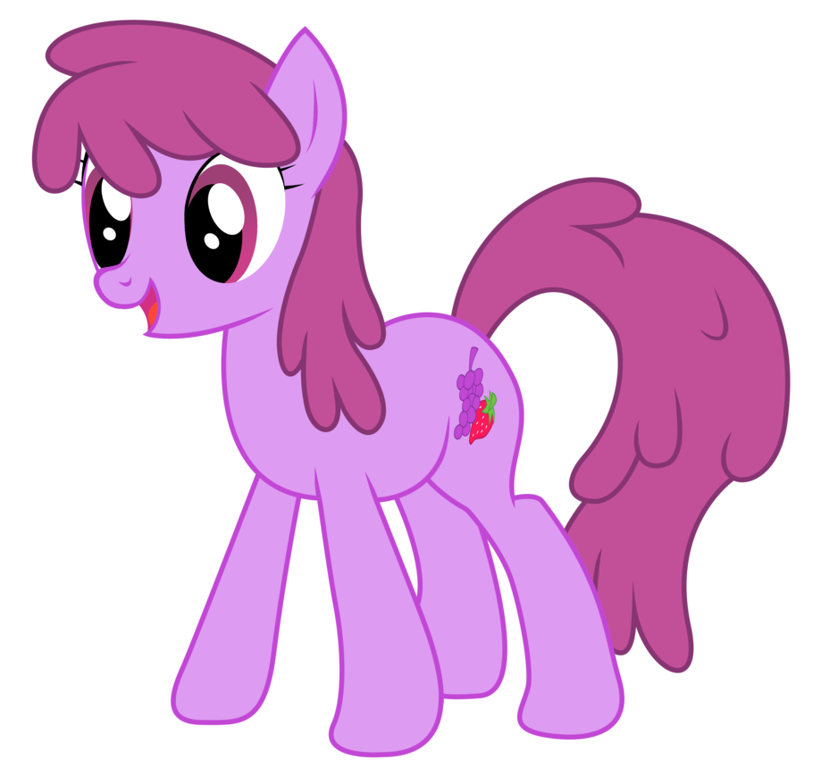My Little Pony Iron Pony Berryshine character Picture