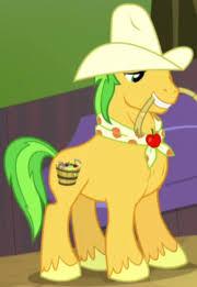 My Little Pony Bushel Characters Picture