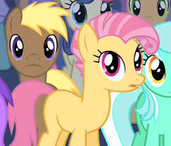 My Little Pony Candy Mane Character Picture