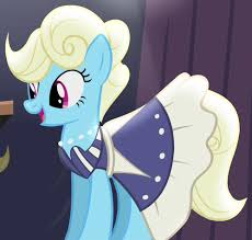 My Little Pony Eclair Crème Character Picture