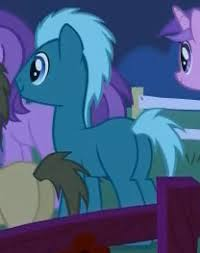 My Little Pony Eiffel Character Picture