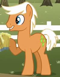 My Little Pony Emerald Green Character Picture
