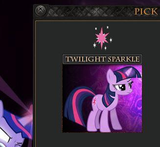 Twilight Vs Trixie Battle Game