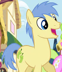 My Little Pony Goldengrape Character Picture