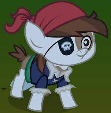 Pipsqueak A Baby My Little Pony Character