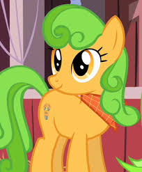 My Little Pony Perfect Pie Character Picture