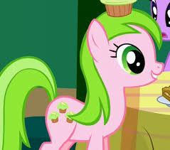 My Little Pony Red Gala Character Picture