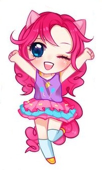 Six Main MLP Chipi Chacraters Picture