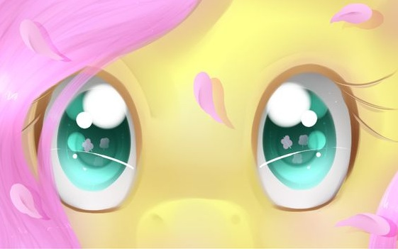 My Little Pony Eyes Picture