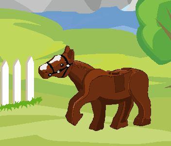 Lego Juniors Pony Game