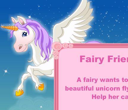 Magical Unicorn Chase Game