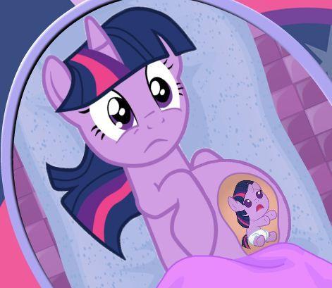 My Little Pony Birth Game