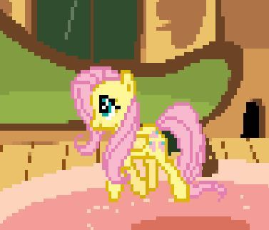 Fluttershy Bunny Rescue Game