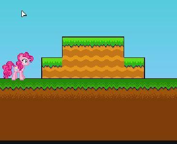 Pinkies Adventure Game
