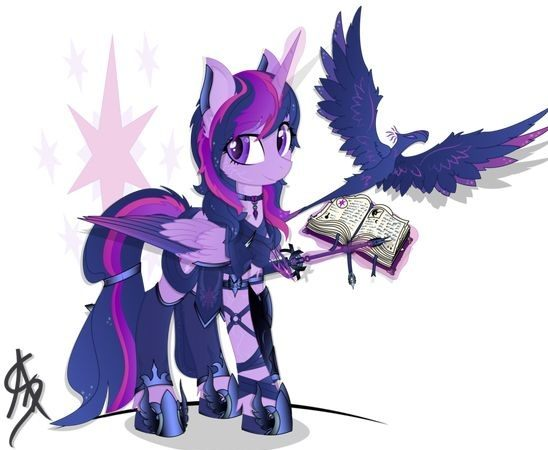 My Little Pony With Special Images