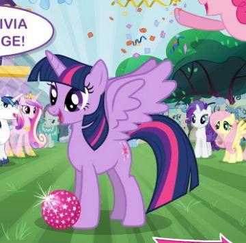 Equestria Challenge Game
