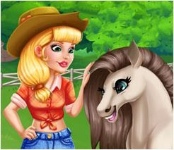 Audrey Pony Daycare Game