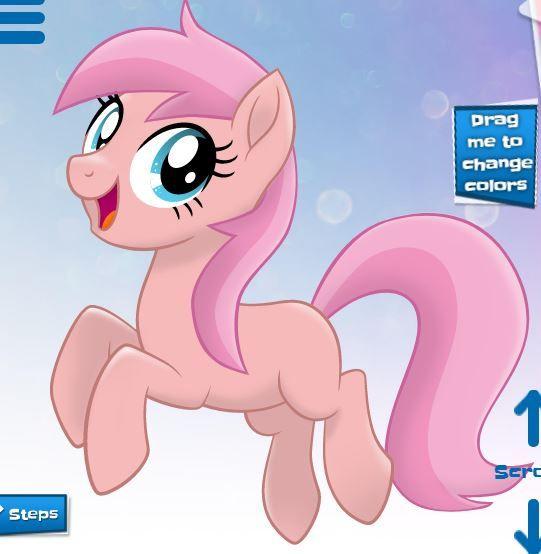 Pony Maker Adventure Taker Game
