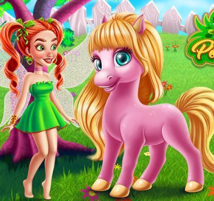 Fairys Pony Adventures Game