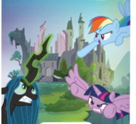 MLP Guardians Of Harmony Game