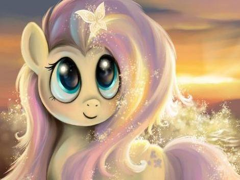 My Little Pony Princess Fluttershy Pictures