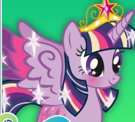 My Little Pony Dance Party Game