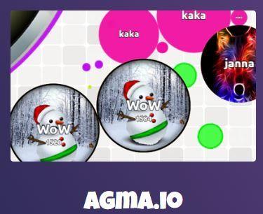 Agma.io Hacks Game