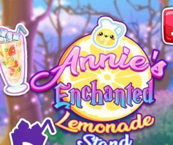 Anna Enchanted Lemon Stand Game