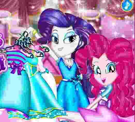 Pony Princess Prom Night Game