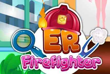 Girl Become Firefighter Game