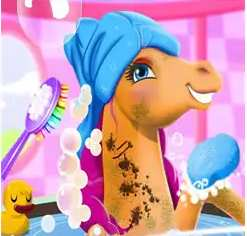 Fairy Pony Caring Adventure Game