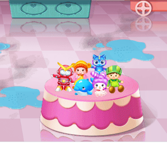 Cotton Candy Shop Game