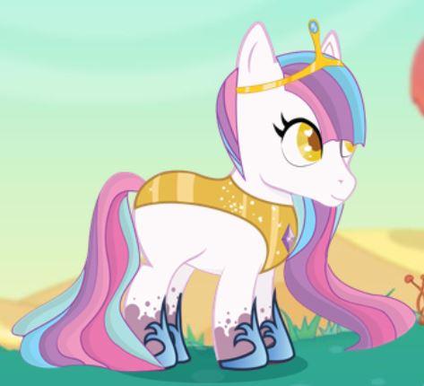 Pony Dress Up 2 Game