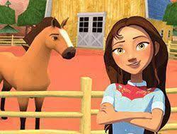 Luckys Horse Farm Game