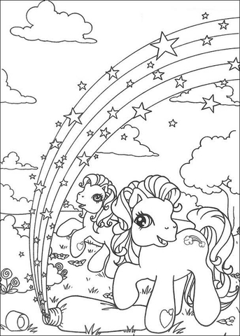 Little Pony From My Little Pony Game