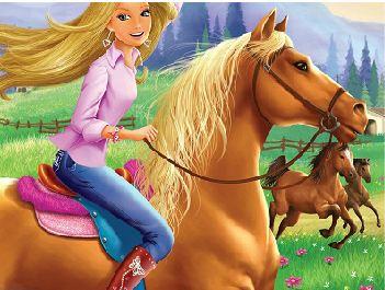 Barbie Sliding Puzzle Game