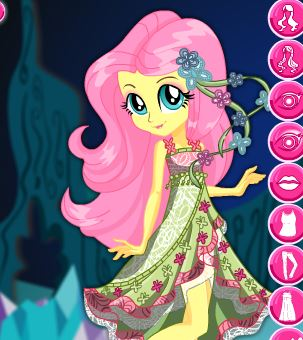 Legend Of Everfree Fluttershy Game