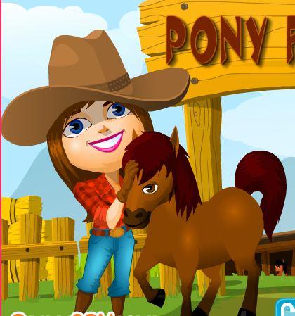 Pony Farmer Game