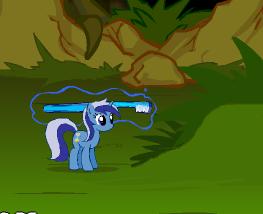 Adventure Pony Colgate Game