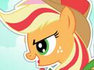 Applejack Rainbow Power Style Game