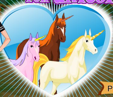 Caring For Unicorns Game
