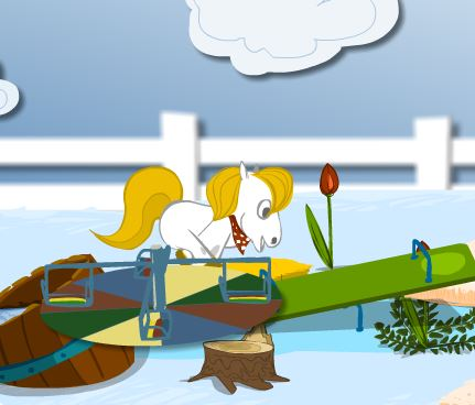 Cozy Pony Land Game