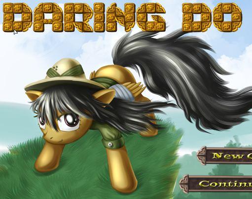 Daring Do Game