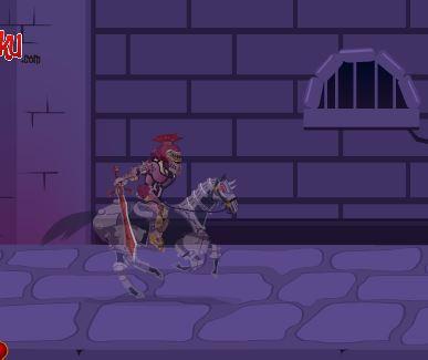 Dark Knight Adventure Game