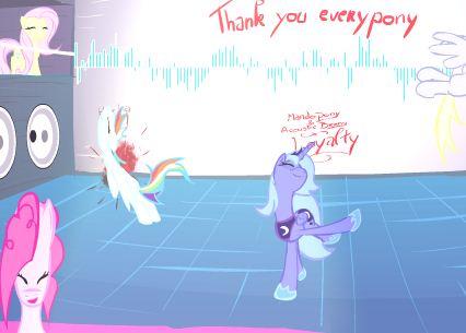 Disco Pony Game