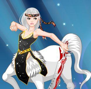 Dress Up Centaur Girl Game